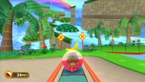 Super Monkey Ball Step and Roll Gameplay