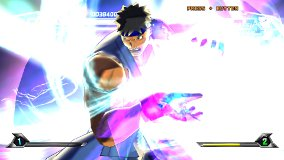 Tatsunoko vs. Capcom Ultimate All-Stars Gameplay