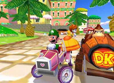 GC: Mario Kart Double Dash!! - Emulation64 com Reviews - EmuTalk net